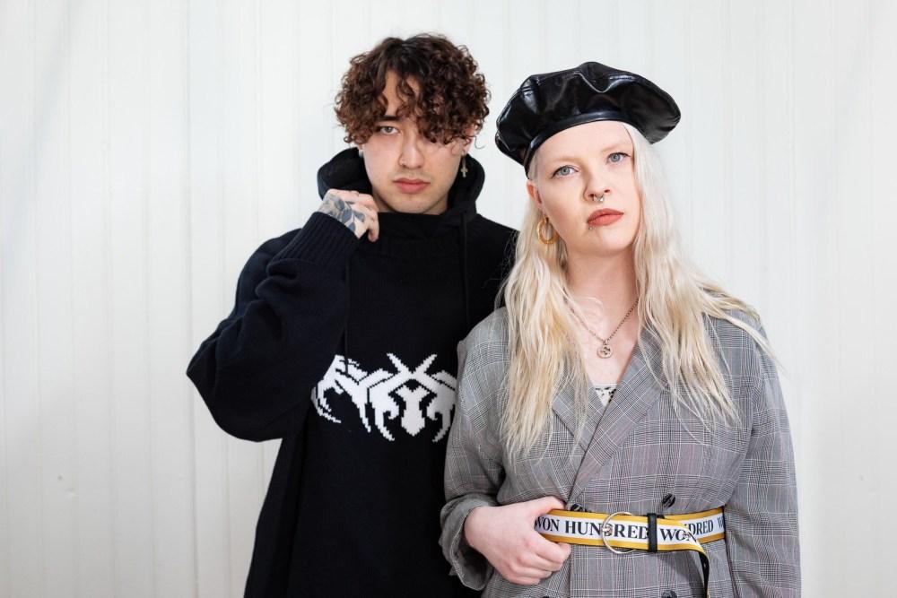 Fancies: Stella Björt Gunnarsdóttir & Alexander Fannar Kristjánsson