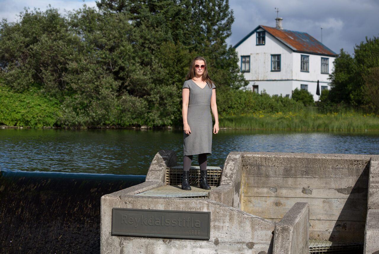 Laufey Elíasdóttir's Perfect Day In Reykjavík