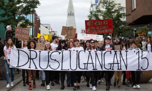 "Reykjavík Drusluganga: Mainstreaming The ""Slut"""