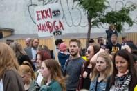 Reykjavík SlutWalk by Art Bicnick