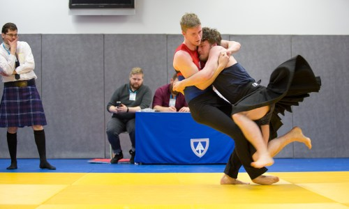 No Cage Matches: Icelandic Wrestling