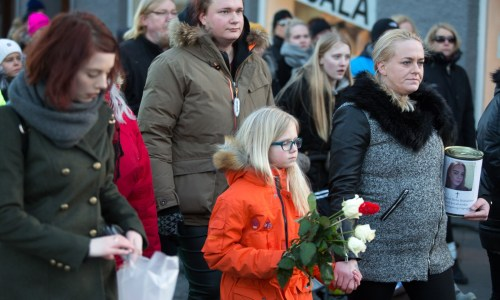 Birna's Father: Greenlanders Are Our Friends