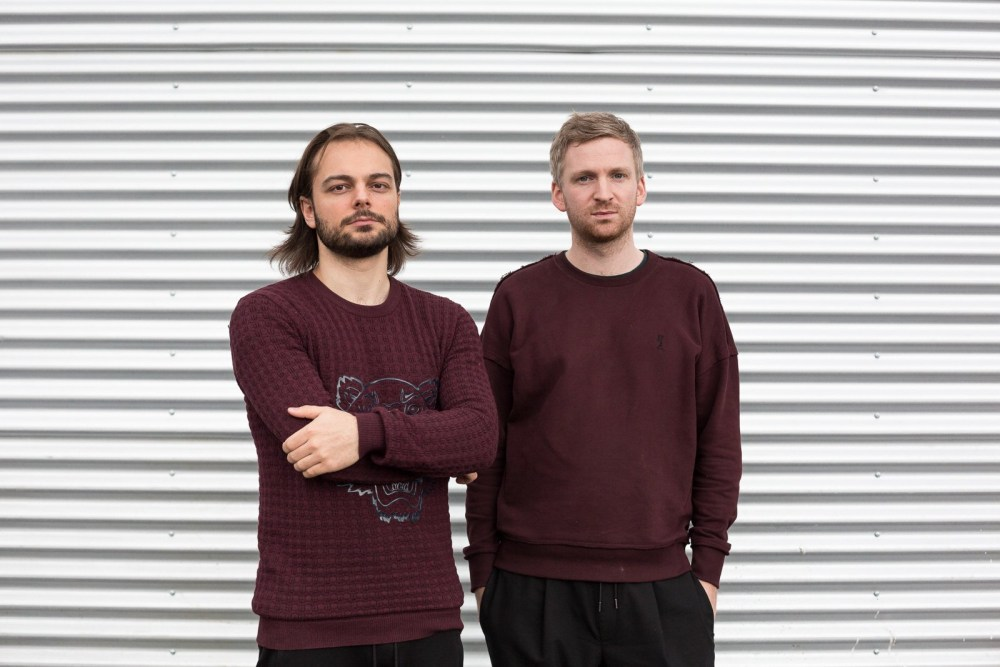 Blurred Then Paused: Kiasmos Brighten Up, Then Fade Out
