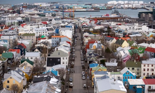 Churches, Skyr & A Surprise Plastic Cow: Reykjavík Sightseeing's Walking Tour