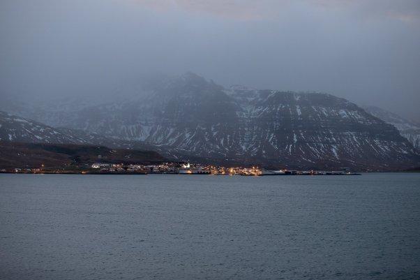 Grundarfjörður by Art Bicnick