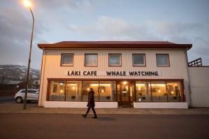 Laki Cafe Grundarfjörður by Art