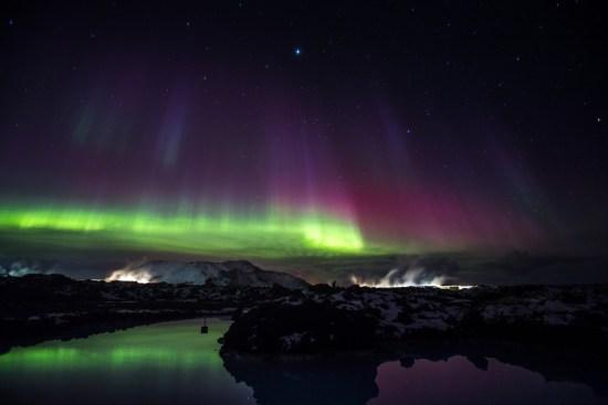 Northern Lights by Art Bicnick