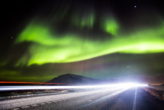 Northern Lights by Art Bicnick