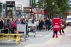 Dunkin' Donuts open in 101 Reykjavík, 2015 by Art Bicnick