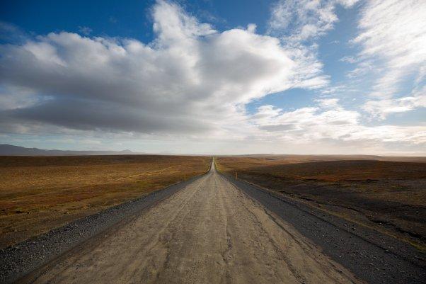A long road ahead