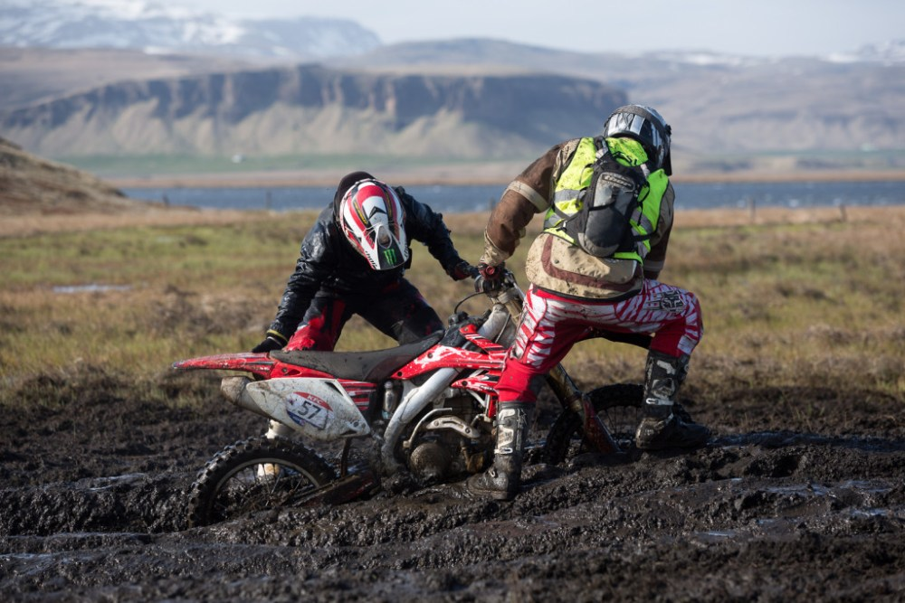 In Photos: Enduro In Action