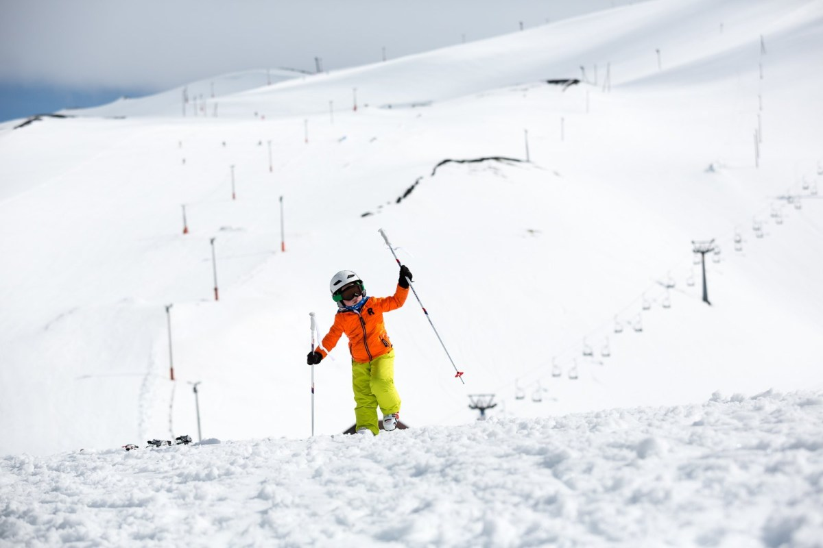 PHOTOS: Springtime For Skiers