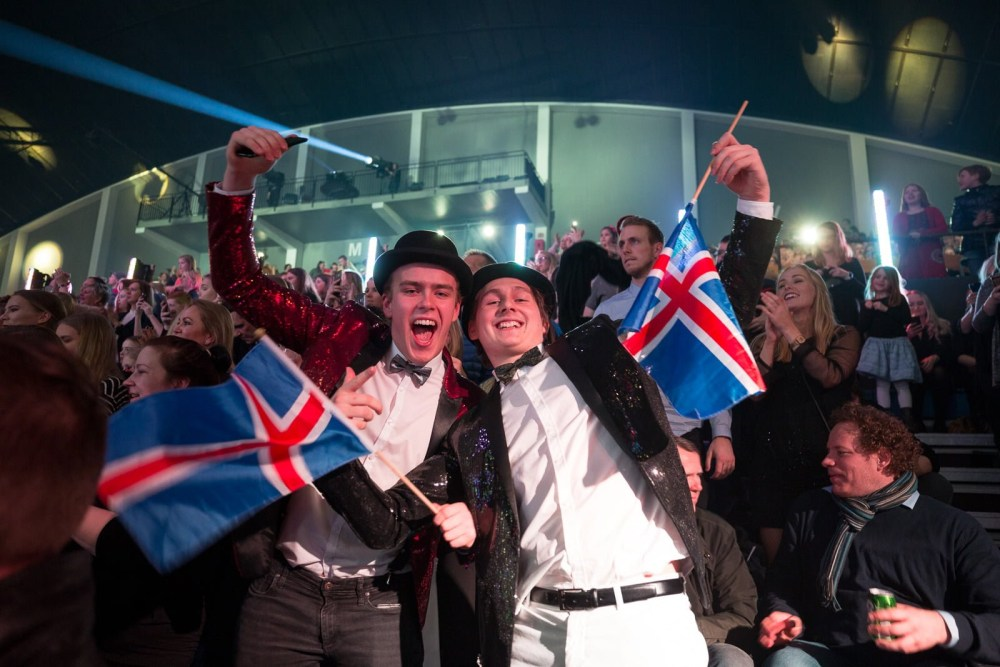 Pantsuits And Platforms: The Crazy World Of Icelandic Eurovision