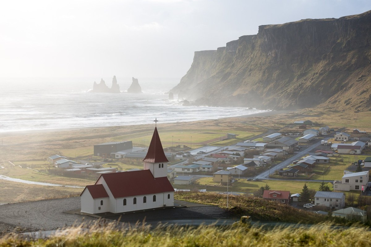 Vík Town Guide: Fish Burgers, Black Sands & Scratchy Magic
