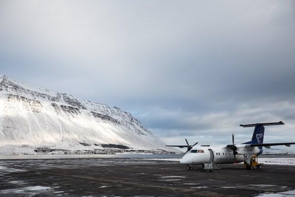 Airport in Ísafjörður