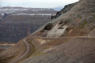 Hellisheiði Estri Mountain Pass by Art Bicnick