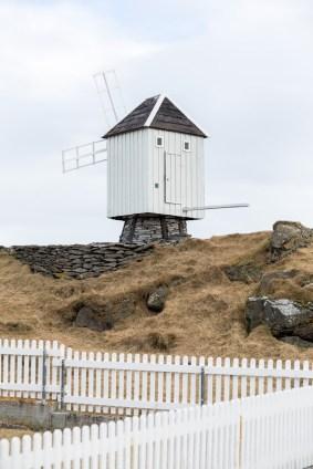 Vigur Island Windmill