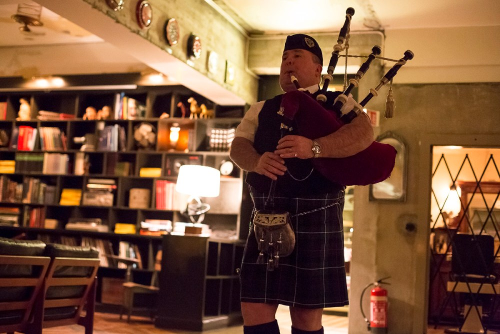 Haggis Is Better Than Blóðmör: Scottish Week At Kex Hostel