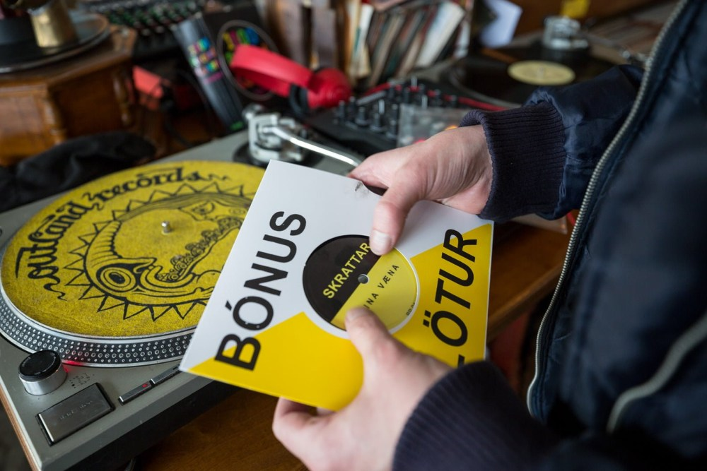 Bónus Plötur: The Most Elusive Record Label In Iceland
