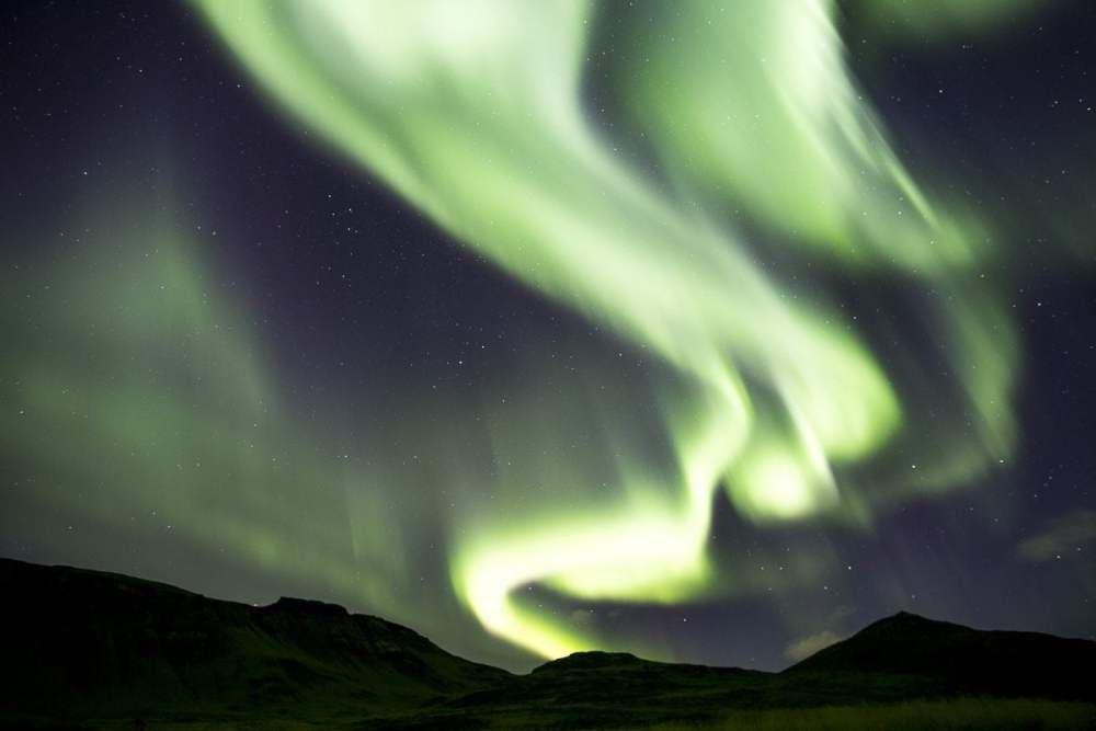 The Northern Lights Over Iceland Are About To Get More Spectacular