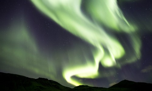 Ask A Scientist: Are The Northern Lights Radioactive?