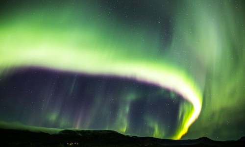 Aurora Basecamp Now Open To Guests