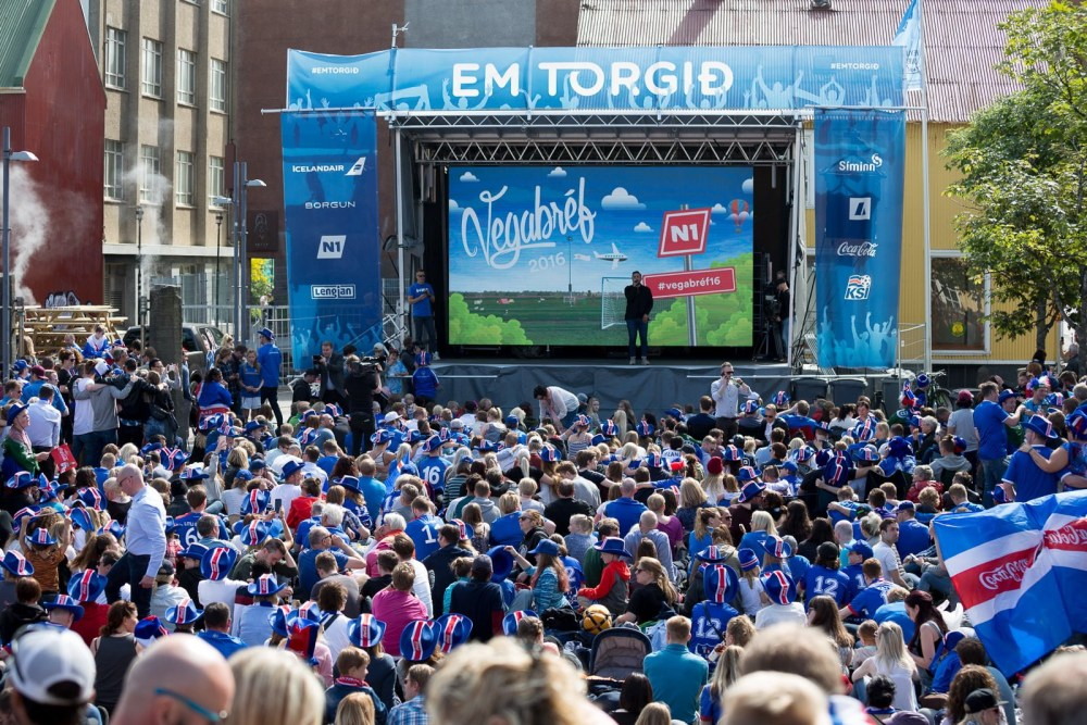 """Football In Its Purest Form"": An English Perspective On Iceland's #EuroSaga"