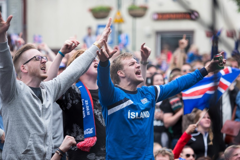 Match Review: Now THAT'S What I Call Smiting—Iceland Go Through