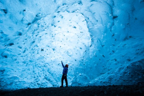 Ice Cave Trip