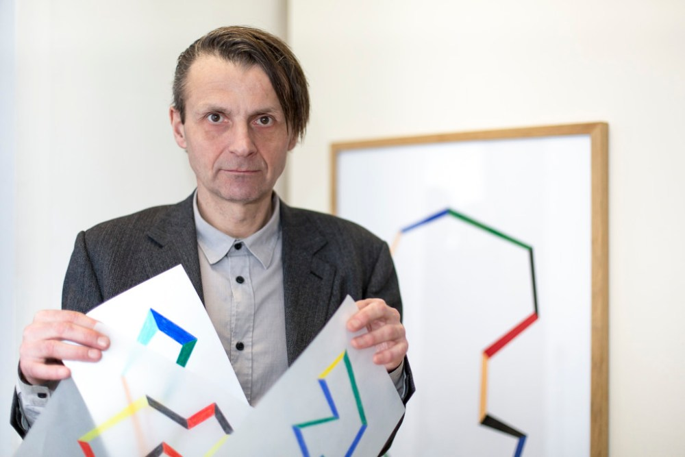 Haraldur Jónsson On His 25th Anniversary As An Artist And The First Icelandic Online Art Show