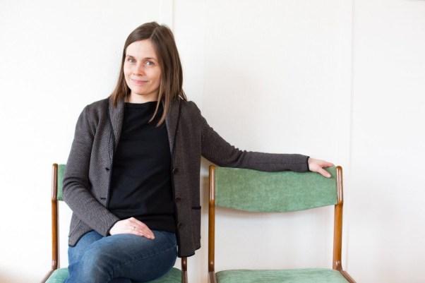 Katrin Jakobsdottir by Art Bicnick