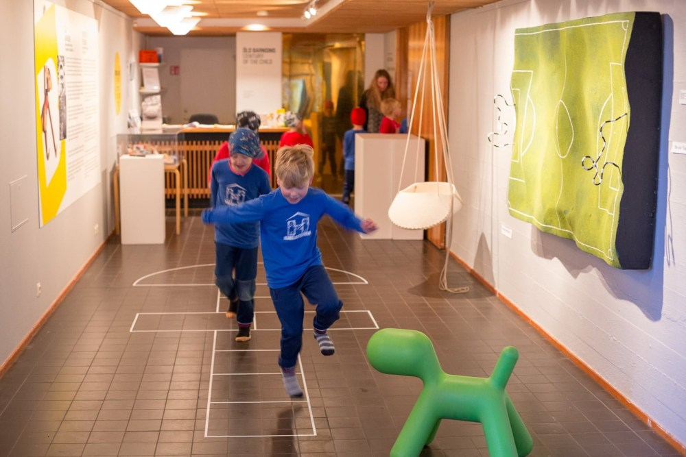 Nordic Design Tells More: 'Century of the Child' Exhibition