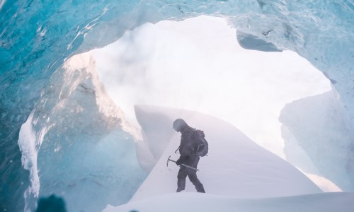All Snow Everything: Day Trips Into The Icelandic Wilderness