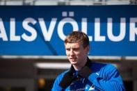 football laugarsvöllur stadium Jón Daði by_bicnick