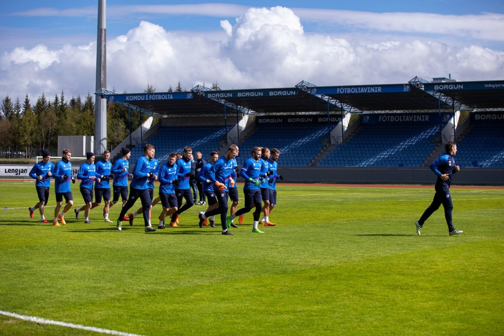 How We'll Smite: Iceland's Tactics, Selection Dilemmas & Predicted Starting Eleven