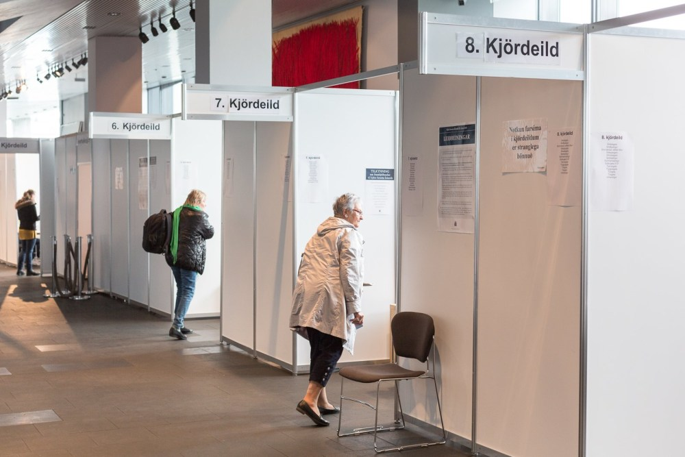 Reykjavik Elections: Same Choices, New Faces