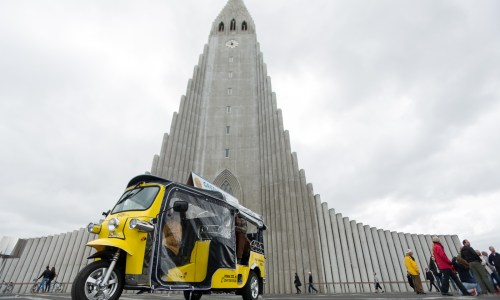 Humming Like A Wasp: We Tuk Tuk Off In 101 Reykjavík