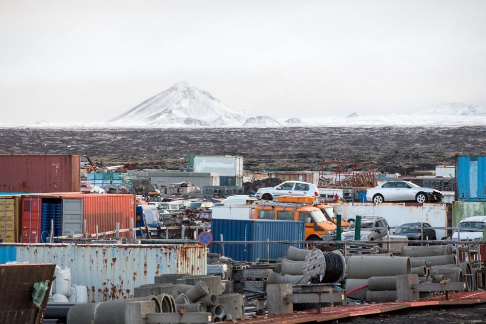 Iceland's Environmental Paradox