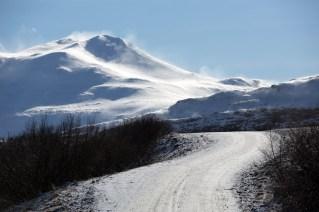 Road to Glymur