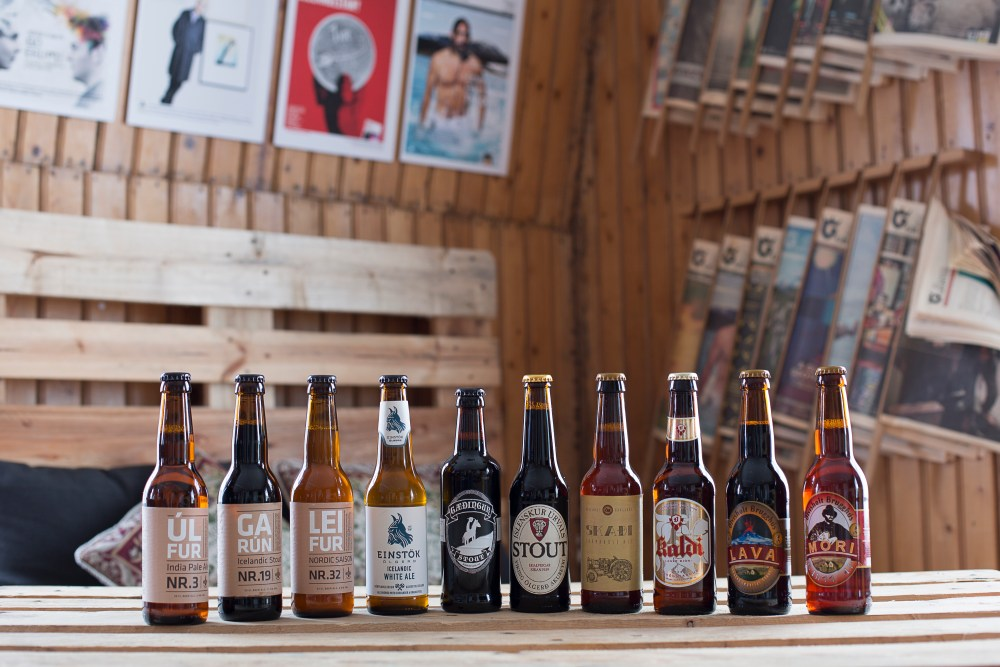 The Beer Connoisseur's Guide To Icelandic Beer