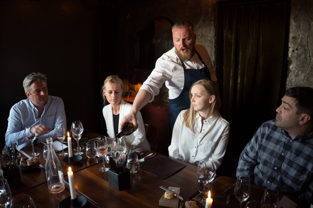 Iceland's Only Michelin Star Restaurant Loses Michelin Star Two Years Later