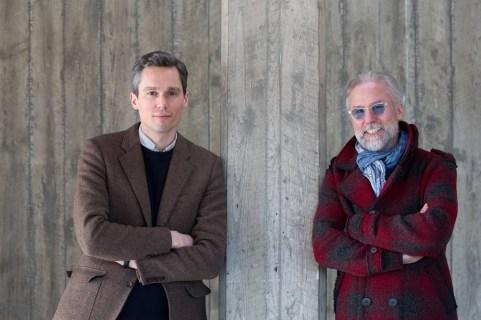 Einar Geir Ingvarsson and Ragnar Axelsson