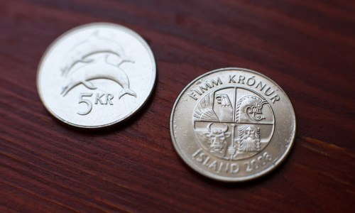 Show Me The Money: The 5 Króna Coin