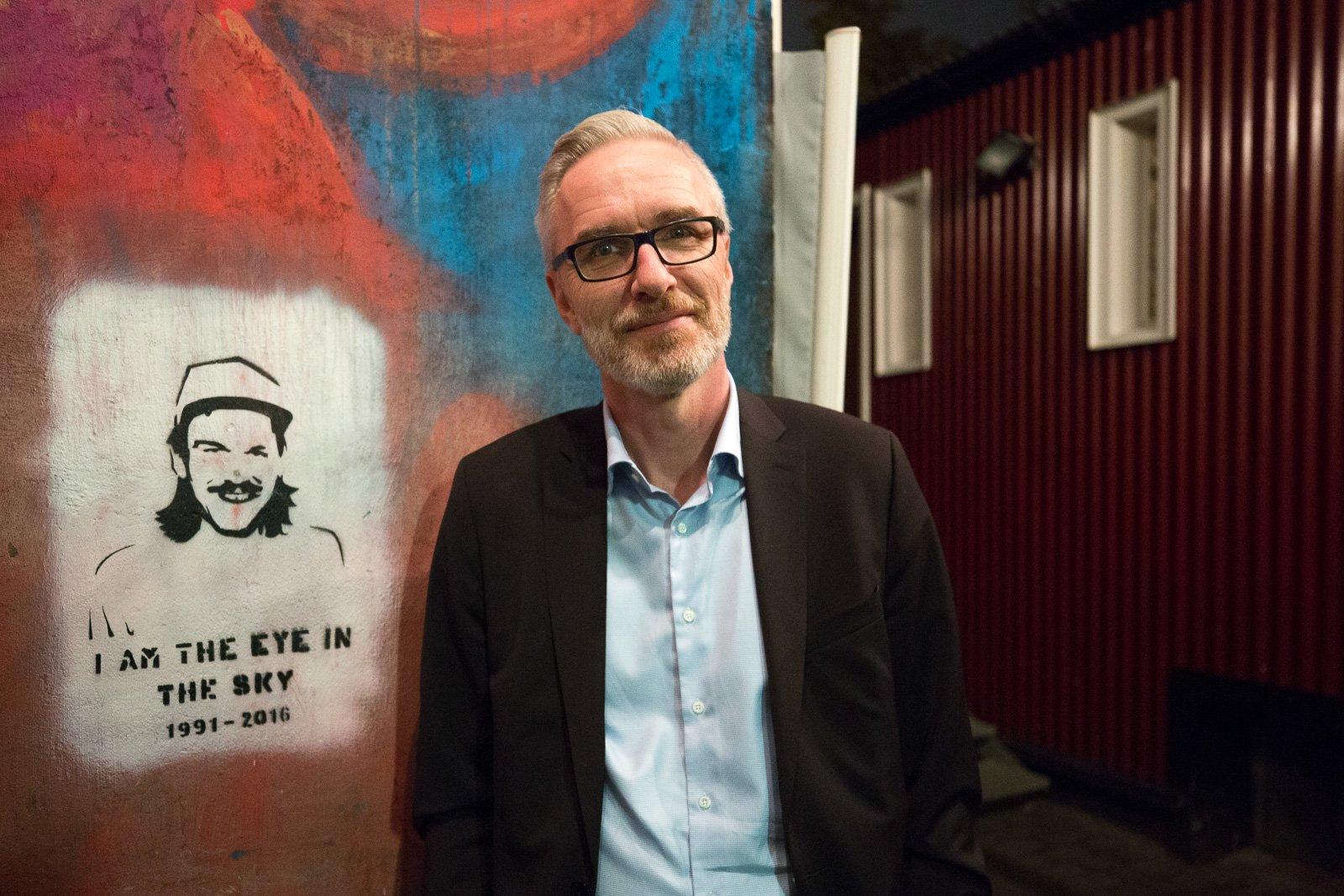 Doorman In Memoriam: Jónas Helgason Talks Youth Suicide Awareness