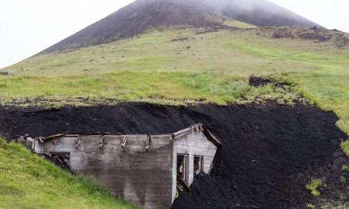 Ashes To Ashes: The Westman Islands Volcano Museum