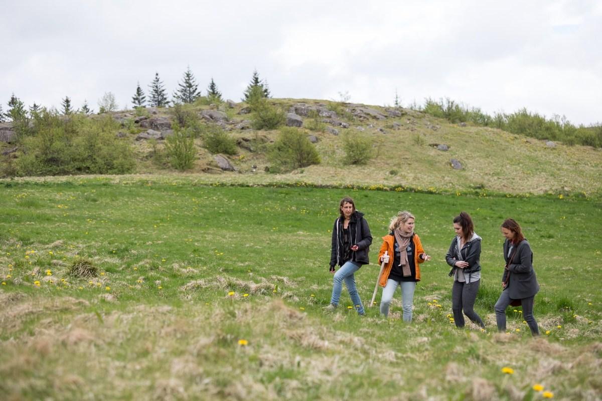 Admiration, Awe, And The Hidden Folk: The Hafnarfjörður Elf Walk