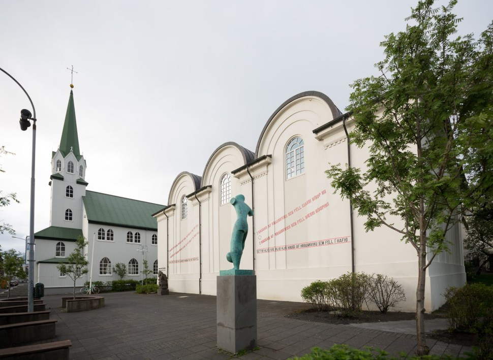 The National Gallery of Iceland