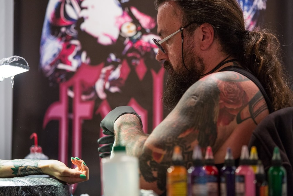 Happening This Weekend: Tattoo Expo