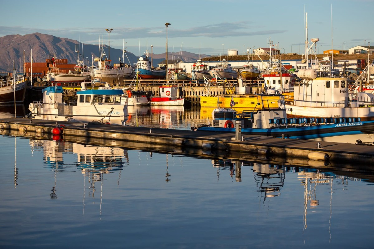 Welcome To Whaletown: A Day In The Northern Town Of Húsavík