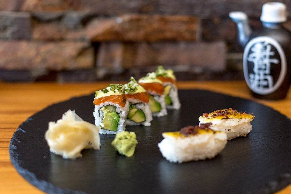Grapevine's Best Of 2016: The Best Sushi